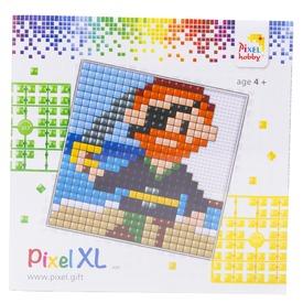 Pixel XL szett Kalóz (12x12cm)