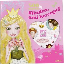 500 új matrica /Minden ami hercegnő  Itt egy ajánlat található, a bővebben gombra kattintva, további információkat talál a termékről.
