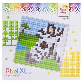 Pixel XL szett Zebra (12x12cm)