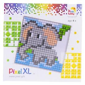 Pixel XL készlet - elefánt, nagy