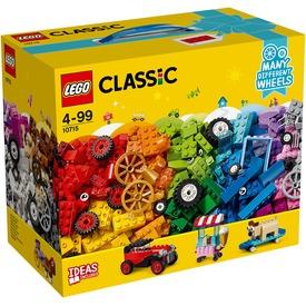 LEGO® Classic Kockák és kerekek 10715 Itt egy ajánlat található, a bővebben gombra kattintva, további információkat talál a termékről.