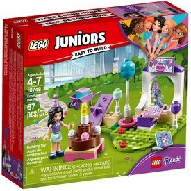 LEGO® Juniors Emma kisállat partija 10748 Itt egy ajánlat található, a bővebben gombra kattintva, további információkat talál a termékről.