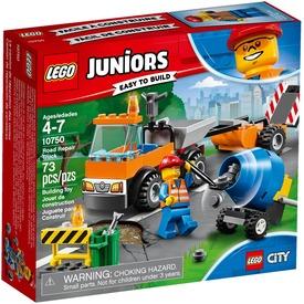 LEGO® Juniors Közúti szerelőkocsi 10750 Itt egy ajánlat található, a bővebben gombra kattintva, további információkat talál a termékről.