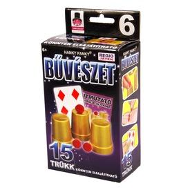 Magic Show poharak és golyók bűvészdoboz - 15 trükkel Itt egy ajánlat található, a bővebben gombra kattintva, további információkat talál a termékről.