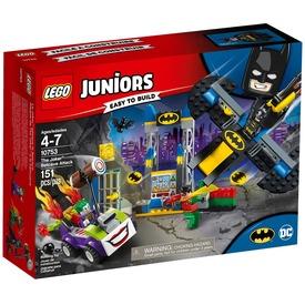 LEGO Juniors 10753 Joker™ támadása a Denevérbarlang ellen Itt egy ajánlat található, a bővebben gombra kattintva, további információkat talál a termékről.
