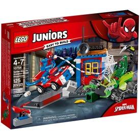 LEGO® Juniors 10754 Pókember és Skorpió utcai leszámolása Itt egy ajánlat található, a bővebben gombra kattintva, további információkat talál a termékről.