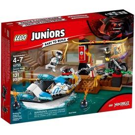 LEGO® Juniors Zane nindzsahajós üldözése 10755