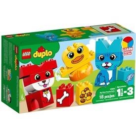 LEGO® DUPLO My First Első házikedvencek 10858 Itt egy ajánlat található, a bővebben gombra kattintva, további információkat talál a termékről.