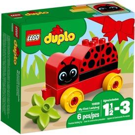 LEGO DUPLO My First 10859 Első katicabogaram Itt egy ajánlat található, a bővebben gombra kattintva, további információkat talál a termékről.