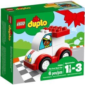 LEGO DUPLO My First 10860 Első versenyautóm Itt egy ajánlat található, a bővebben gombra kattintva, további információkat talál a termékről.
