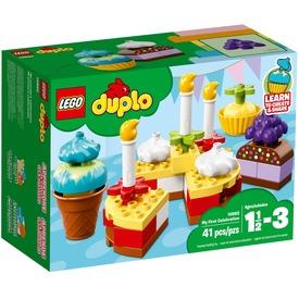 LEGO® DUPLO My First Első ünneplésem 10862 Itt egy ajánlat található, a bővebben gombra kattintva, további információkat talál a termékről.