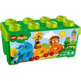 LEGO® DUPLO My First Első állatos dobozom 10863 Itt egy ajánlat található, a bővebben gombra kattintva, további információkat talál a termékről.