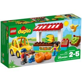 LEGO® DUPLO Town Farmerek piaca 10867 Itt egy ajánlat található, a bővebben gombra kattintva, további információkat talál a termékről.