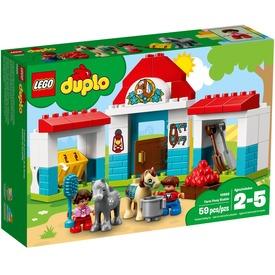 LEGO® DUPLO Town Póni istálló 10868 Itt egy ajánlat található, a bővebben gombra kattintva, további információkat talál a termékről.