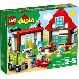 LEGO® DUPLO Town Kalandok a farmon 10869 Itt egy ajánlat található, a bővebben gombra kattintva, további információkat talál a termékről.