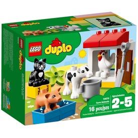LEGO® DUPLO Town Háziállatok 10870