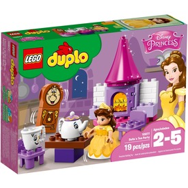 LEGO® DUPLO Princess Belle teapartija 10877