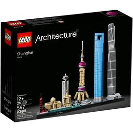 LEGO® Architecture Shanghai 21039 Itt egy ajánlat található, a bővebben gombra kattintva, további információkat talál a termékről.