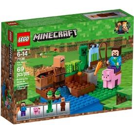 LEGO® Minecraft A dinnyefarm 21138 Itt egy ajánlat található, a bővebben gombra kattintva, további információkat talál a termékről.