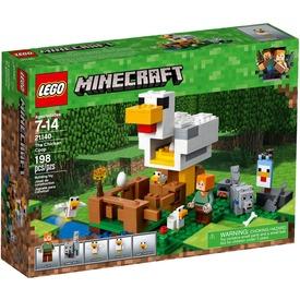 LEGO® Minecraft Csirkeudvar 21140 Itt egy ajánlat található, a bővebben gombra kattintva, további információkat talál a termékről.