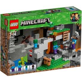 LEGO® Minecraft Zombibarlang 21141 Itt egy ajánlat található, a bővebben gombra kattintva, további információkat talál a termékről.