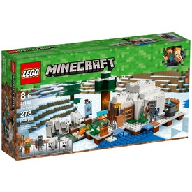 LEGO® Minecraft A sarki iglu 21142 Itt egy ajánlat található, a bővebben gombra kattintva, további információkat talál a termékről.