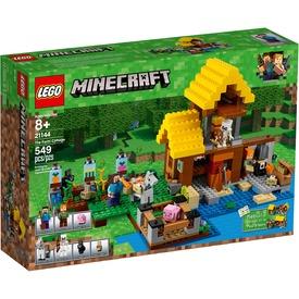 LEGO® Minecraft 21144 Farmház Itt egy ajánlat található, a bővebben gombra kattintva, további információkat talál a termékről.