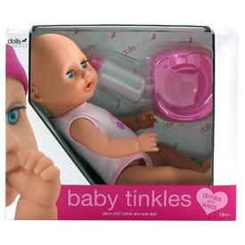 Baby Tinkles fürdethető baba kiegészítőkkel - 38 cm Itt egy ajánlat található, a bővebben gombra kattintva, további információkat talál a termékről.