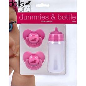 Cumi és cumisüveg készlet játék babákhoz Itt egy ajánlat található, a bővebben gombra kattintva, további információkat talál a termékről.