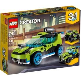LEGO® Creator Rakétás raliautó 31074 Itt egy ajánlat található, a bővebben gombra kattintva, további információkat talál a termékről.