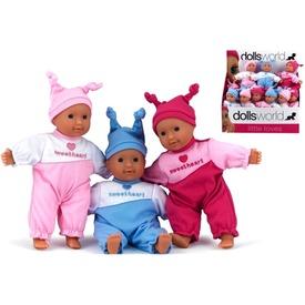 Baby Sweet Heart babzsákos baba - 21 cm, többféle Itt egy ajánlat található, a bővebben gombra kattintva, további információkat talál a termékről.