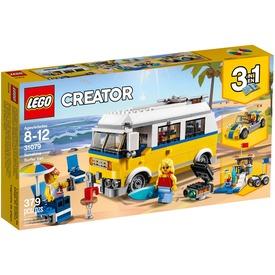 LEGO Creator 31079 Napsugár szörfös furgon Itt egy ajánlat található, a bővebben gombra kattintva, további információkat talál a termékről.
