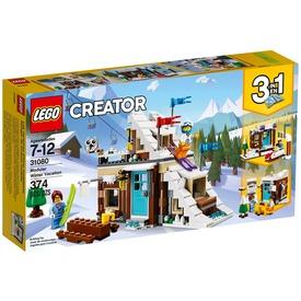LEGO® Creator Moduláris téli vakáció 31080 Itt egy ajánlat található, a bővebben gombra kattintva, további információkat talál a termékről.