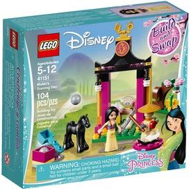 LEGO® Disney Princess Mulan kiképzése 41151 Itt egy ajánlat található, a bővebben gombra kattintva, további információkat talál a termékről.