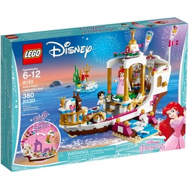 LEGO® Disney Princess Ariel királyi hajója 41153 Itt egy ajánlat található, a bővebben gombra kattintva, további információkat talál a termékről.
