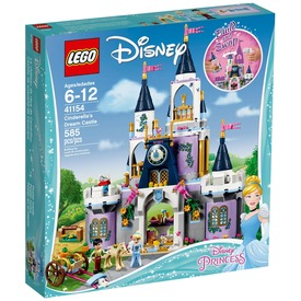 LEGO® Disney Princess Hamupipőke kastélya 41154 Itt egy ajánlat található, a bővebben gombra kattintva, további információkat talál a termékről.