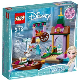 LEGO® Disney Princess Elsa piaci kalandja 41155