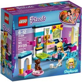 LEGO® Friends Stephanie hálószobája 41328 Itt egy ajánlat található, a bővebben gombra kattintva, további információkat talál a termékről.