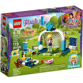 LEGO Friends 41330 Stephanie fociedzésen