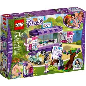 LEGO® Friends Emma mozgó galériája 41332 Itt egy ajánlat található, a bővebben gombra kattintva, további információkat talál a termékről.