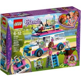 LEGO® Friends Olivia különleges járműve 41333 Itt egy ajánlat található, a bővebben gombra kattintva, további információkat talál a termékről.