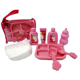 Babaápoló táskában 8 darabos készlet Itt egy ajánlat található, a bővebben gombra kattintva, további információkat talál a termékről.