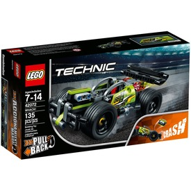LEGO® Technic Ütköztethető versenyjármű I. 42072 Itt egy ajánlat található, a bővebben gombra kattintva, további információkat talál a termékről.
