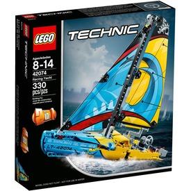 LEGO Technic 42074 Versenyjacht Itt egy ajánlat található, a bővebben gombra kattintva, további információkat talál a termékről.