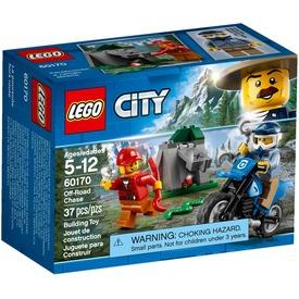 LEGO® City Police Terepjárós üldözés 60170 Itt egy ajánlat található, a bővebben gombra kattintva, további információkat talál a termékről.