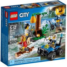 LEGO City Police 60171 Hegyi szökevények Itt egy ajánlat található, a bővebben gombra kattintva, további információkat talál a termékről.