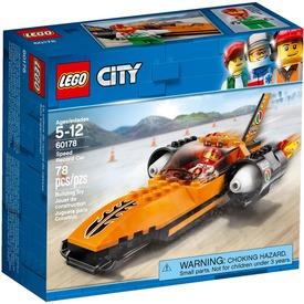 LEGO® City Sebességrekorder autó 60178 Itt egy ajánlat található, a bővebben gombra kattintva, további információkat talál a termékről.