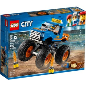 LEGO City Great Vehicles 60180 Óriási teherautó