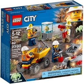 LEGO® City Mining Bányászcsapat 60184 Itt egy ajánlat található, a bővebben gombra kattintva, további információkat talál a termékről.