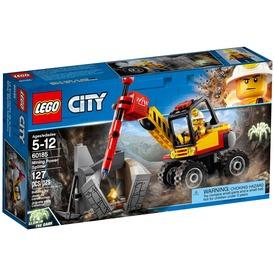LEGO® City Mining Bányászati hasítógép 60185 Itt egy ajánlat található, a bővebben gombra kattintva, további információkat talál a termékről.